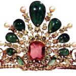 Tiaras of the Iranian Crown Jewels