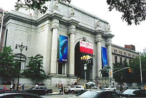 The American Museum of Natural History,New York City