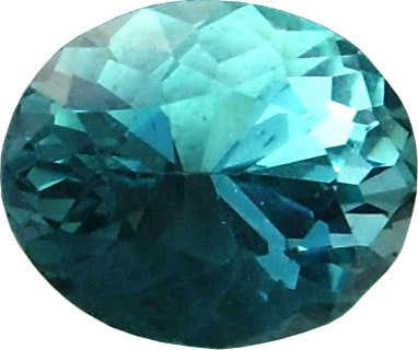 Oval Cut Ceylon Apatite Gemstone