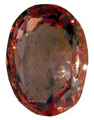 Beautyful Oval Cut Padparascha Sapphire