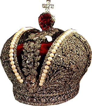 The Great Imperial Crown of Catherine the Great