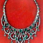 Jewel Studded Ornaments in the Iranian Crown Jewels