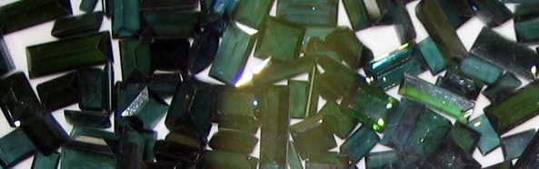 Green Tourmaline Photos from Nigeria-Africa