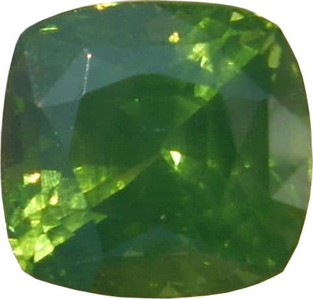 Ceylon Green Zircon