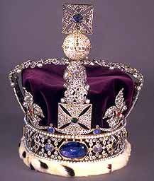 The British Imperial State Crown