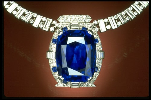 The Bismark Sapphire Is A Famous Sri Lankan Gemstone
