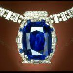 The Bismarck Sapphire Necklace