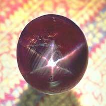 The Midnight Star Sapphire