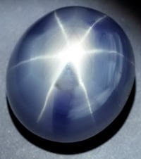 Star of Lanka Sapphire at the Royal Ontario Museum