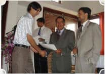 Pakistani Lapidary Graduates