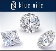 Blue Nile Diamonds Logo