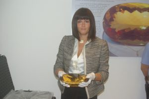World's Largest Cut Citrine Programa Royal Collections