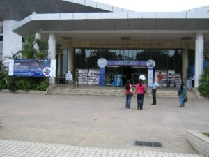 Sirimavo Bandaranaike Memorial Exhibition and Convention Center