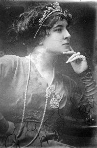 Madame Ganna Walska, the Polish Soprano