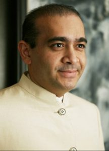 Nirav Modi - Internationally acclaimed Indian designer, diamantaire and Chairman of Firestar Diamond