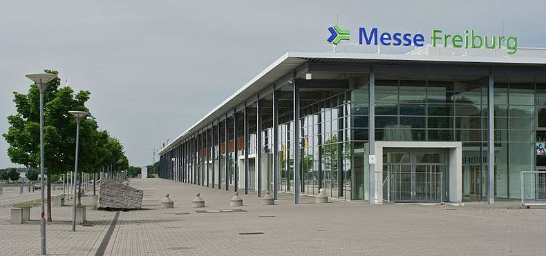 Messe Freiburg - Exhibition and Convention  Centre