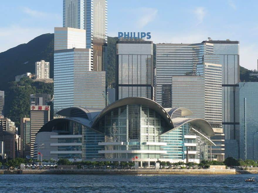 Hong Kong Convention and Exhibition Center, Venue of the Hong Kong International Jewelry Show