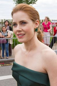 Amy Adams -Winner of best actress in a motion picture - musical/comedy - award
