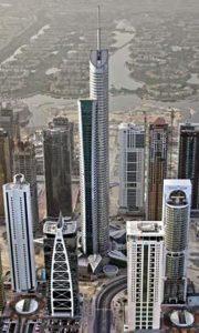 Almas Tower - Diamond Tower, Dubai, UAE