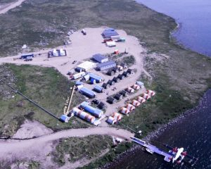 The Gahcho Kué Project Site