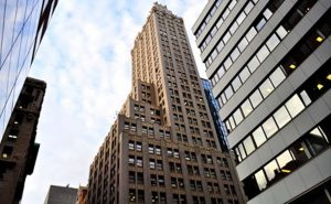 580, Fifth Avenue, World Diamond Tower - Site of the Diamond Dealers Club, New York