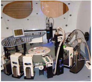 SSEF's ASDI machine