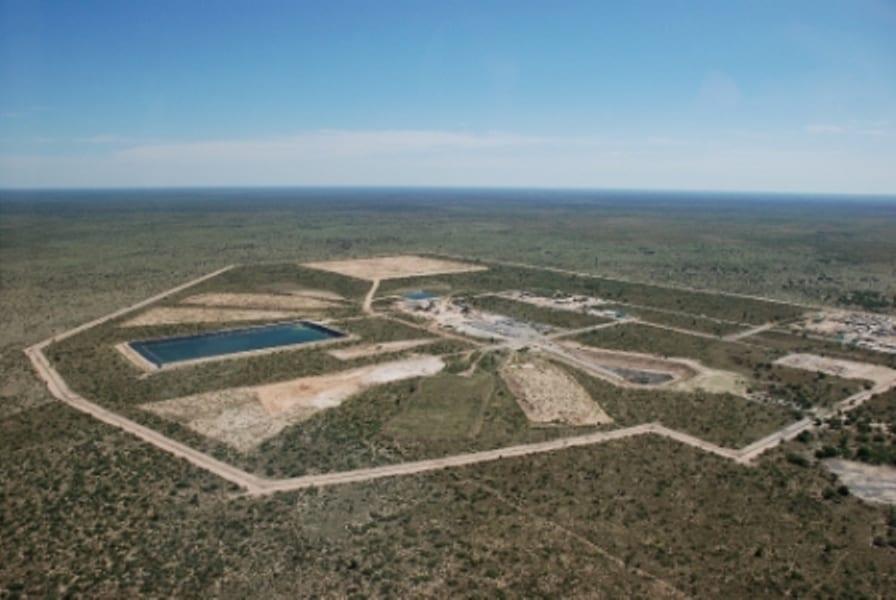 Ghagoo Diamond Mine, Botswana