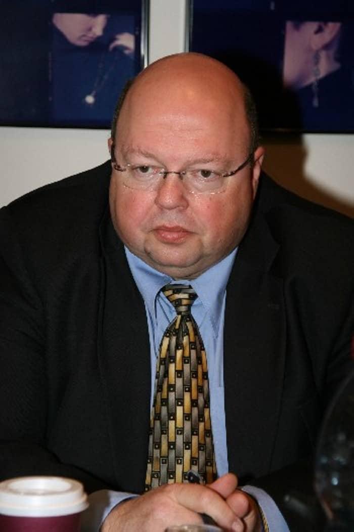 Udi Shenital - Head of CIBJO Diamond Commission