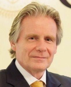 Kenneth Scarratt - Head of CIBJO Pearl Commission