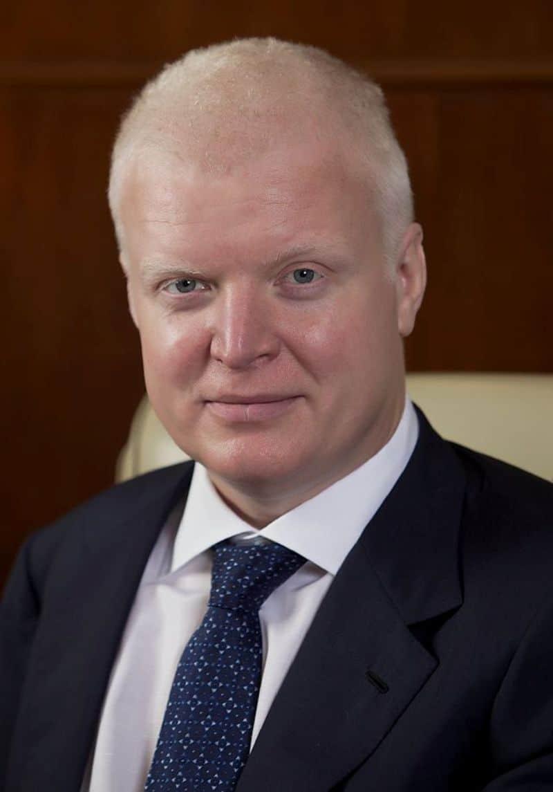 Feodor Andreev - President/CEO, OJSC Alrosa
