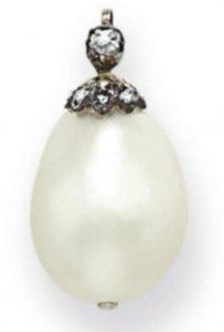 lot-273-pair-of-natural-pearl-and-diamond-pendants-2