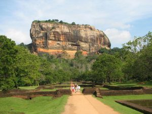 Sigiriya Rock Fortress - UNESCO world heritage site