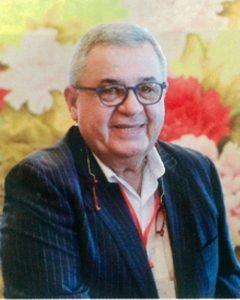 ICA President Benjamin Hackman