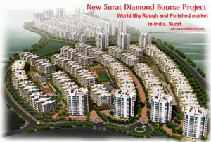 The projected Surat Diamond Bourse