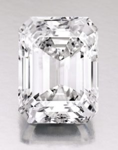 Lot 357 - 100.20-carat, D-color, Type IIa,  Internally Flawless, Ultimate Emerald-Cut Diamond
