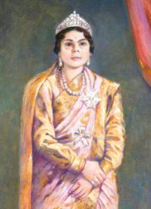 Her Royal Highness Maharani Kamala Rajya Lakshmi