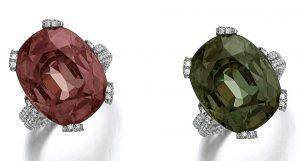 Lot 449 - Emerald and Diamond Ring