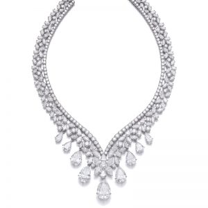 Lot 501 - Magnificent Diamond Necklace, Ivresse, Cartier