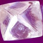 ALROSA recovers 76.07-carat octahedral rough diamond from its Jubilee Diamond Mine