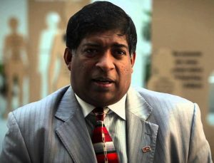 Hon. Ravi Karunanayake, Minister of Finance of the Government of Sri Lanka