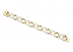Lot 258 - Rock Crystal Bracelet,  Van Cleef & Arpels