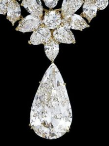 Lot 214 - Centerpiece of the V-shaped Necklace and Detachable Pendant enlarged