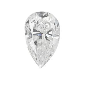 Lot 2456 7.70 Cts. Unmounted Pear Shaped Diamond Sold for: $68,750