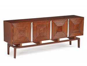 Lot 649 Osvaldo Borsani (attr.) Cabinet Sold for: $10,625