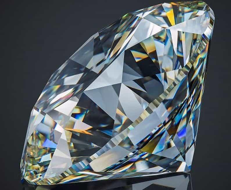 80.59-CARAT, ROUND BRILLIANT-CUT, COLORLESS STAR OF VILUYSK DIAMOND