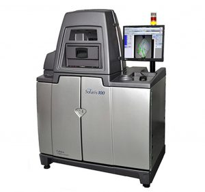 Solaris 100 Inclusion Scanning System