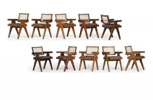 Lot 1097 Pierre Jeanneret Sold for: $31,250