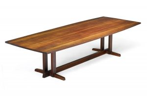 Lot 1129 George Nakashima Sold for: $51,250