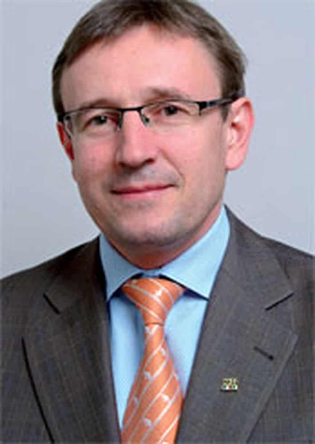 Dr. Michael S. Krzemnicki - Director of SSEF