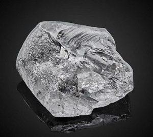 Massive 207.28-carat Alrosa rough diamond